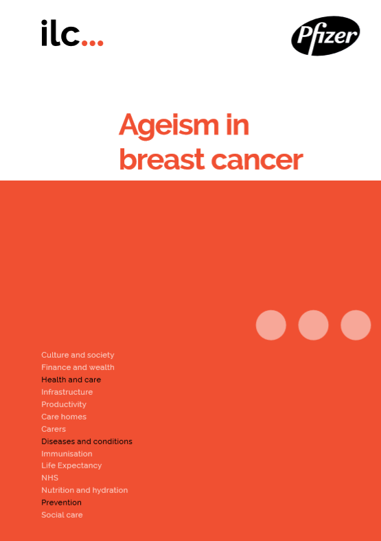 Ageism in breast cancer - ILCUK